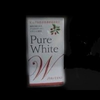 Shiseido Pure White